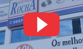 Comercial de TV 2018 – Rocha Auto Peças