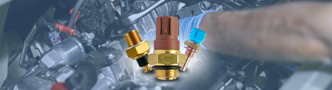 Você sabe como funciona o sensor de temperatura do seu carro?