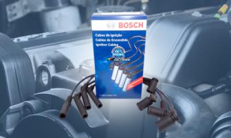 Mudanças nos cabos de ignição Bosch. Saiba tudo!