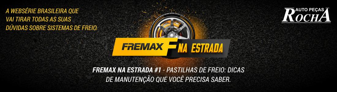 FREMAX NA ESTRADA #1 – Pastilhas de Freio: Dicas de manutenção que você precisa conhecer.