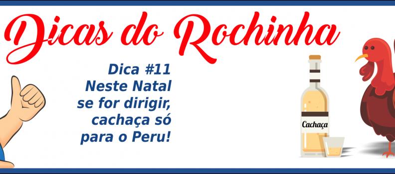 DICAS DO ROCHINHA DICA#11