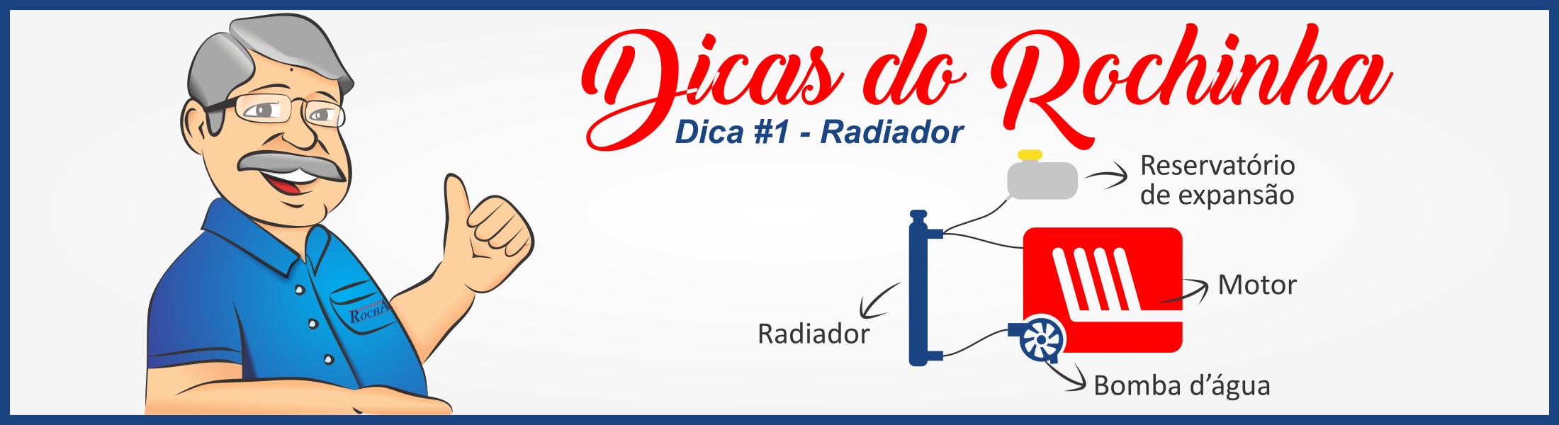 Dicas do Rochinha DICA#1