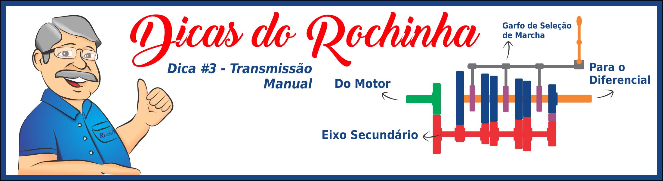 DICAS DO ROCHINHA DICA#3