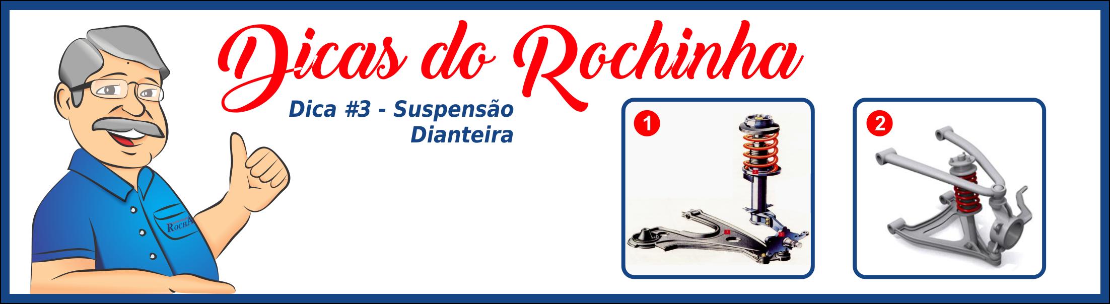 DICAS DO ROCHINHA DICA#4