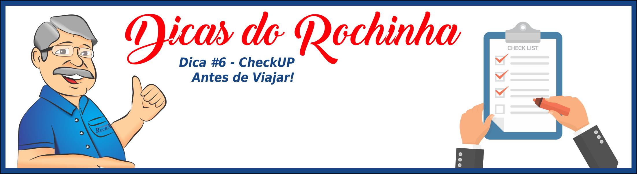 DICA DO ROCHINHA DICA#6