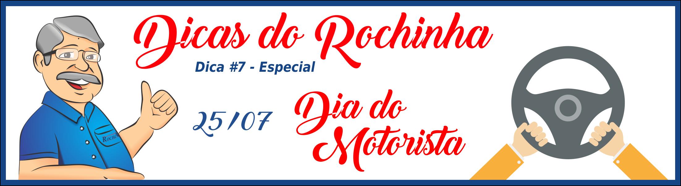 DICA DO ROCHINHA DICA#7
