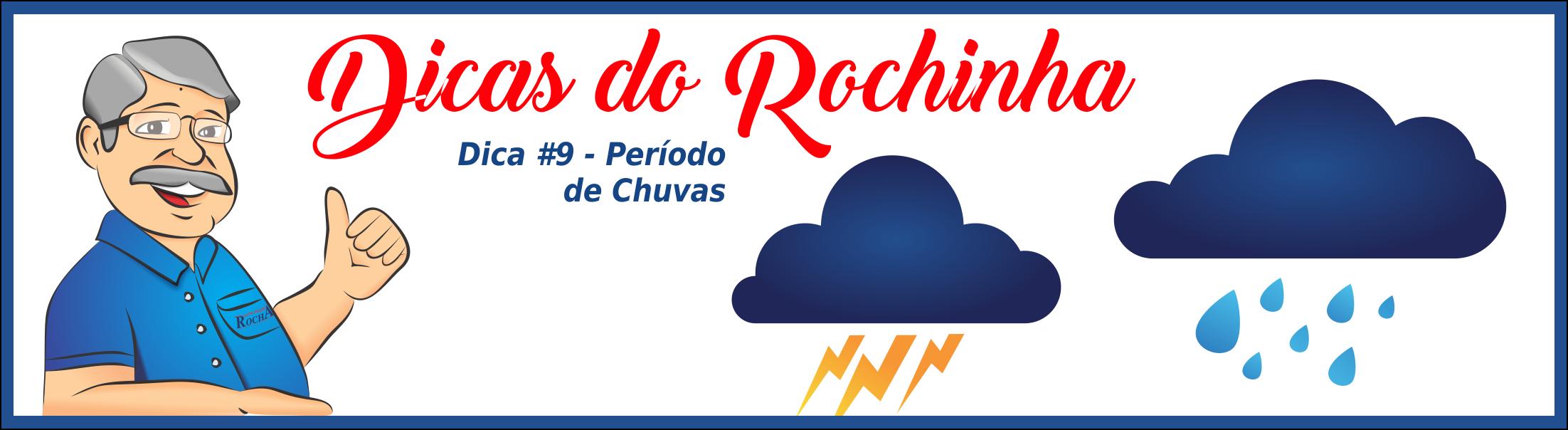 DICA DO ROCHINHA DICA#9