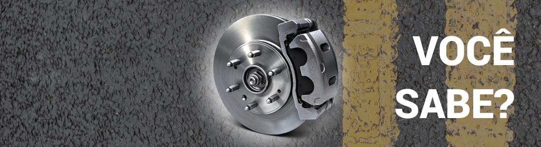 Você sabe quando deve trocar os discos de freio de seu carro?