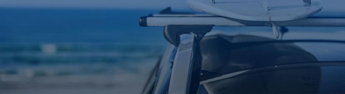 Voltei da praia, quais cuidados básicos devo tomar com o carro?