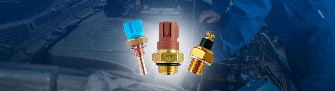 Você sabe como funciona o sensor de temperatura de um carro?