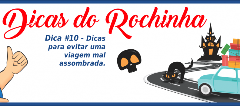 DICA DO ROCHINHA DICA#10