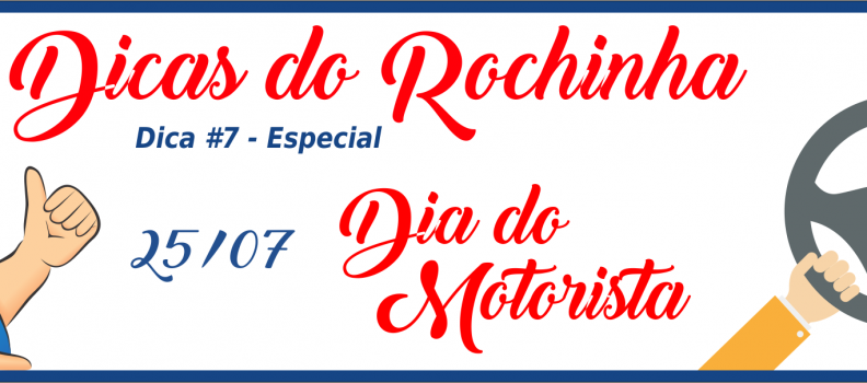 DICA DO ROCHINHA DICA#7
